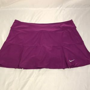 Nike Victory Court Dri Fit Tennis Skirt